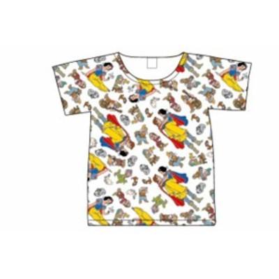 【ディズニープリンセス】Tシャツ【M】【パターン】【白雪姫】【スノーホワイト】【姫】【プリンセス】【ディズニー】【映画】【アニメ】