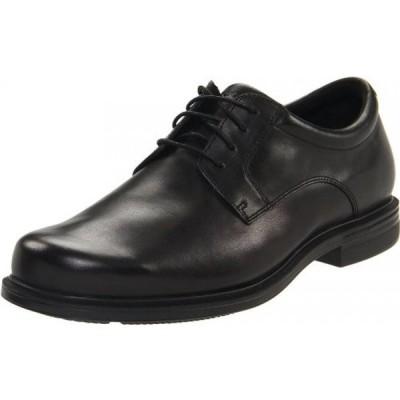ロックポート メンズ・シューズ 紐靴Rockport Men's Editorial Offices Plain-Toe Oxford Shoe