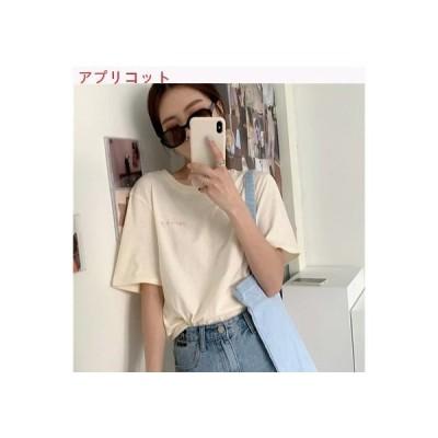 【送料無料】夏 韓国風 学生 何でも似合う 後 背 プリント シャツ | 346770_A62760-3063788