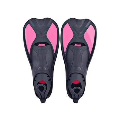 Training Fins,1 Pair Training Fins Short Training Fins Smart Short Blade Sw