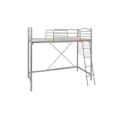 ロフトベッド シングル のびのびロフトベッド 伸縮ベッド 150cm〜210cmまで長さが伸縮 シングルベッド