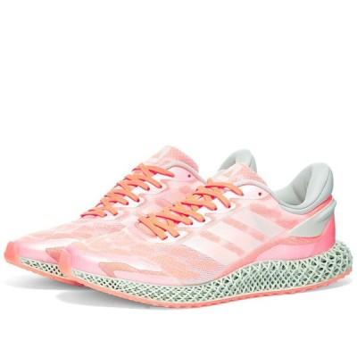 アディダス Adidas メンズ スニーカー シューズ・靴 4D 1.0 Multi