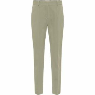 ロロピアーナ Loro Piana レディース ボトムス・パンツ Winter Derk Aster stretch-cotton pants