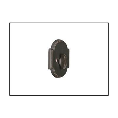 "Emtek # 8?8566?Single Sidedデッドボルト9仕上げオプション Fits door thickness 1-5/8"" to 2-3/8"" ブロンズ[並行輸入品]"