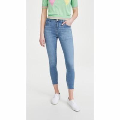ジェイ ブランド J Brand レディース ジーンズ・デニム スキニー ボトムス・パンツ Alana High Rise Crop Skinny Jeans Joy Destruct