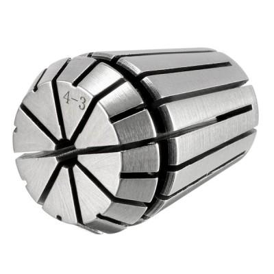 uxcell スプリングコレット ER-25 4mmクランプ直径 CNC彫刻機旋盤 フライス盤