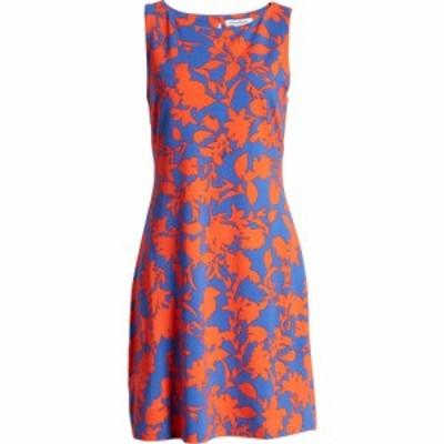 トミー バハマ TOMMY BAHAMA レディース ワンピース ノースリーブ ワンピース・ドレス Sunset Vista Sleeveless Sheath Dress Mazarine B