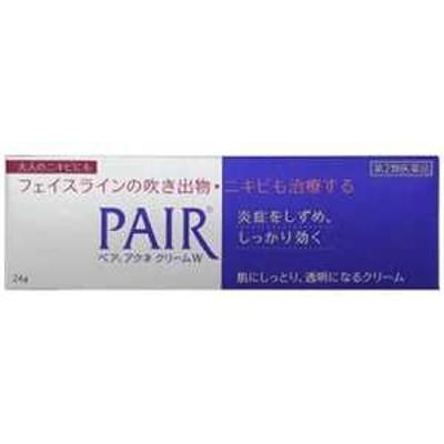 LION 【第2類医薬品】 ペアアクネクリームW(24g) ペアアクネクリームW24G