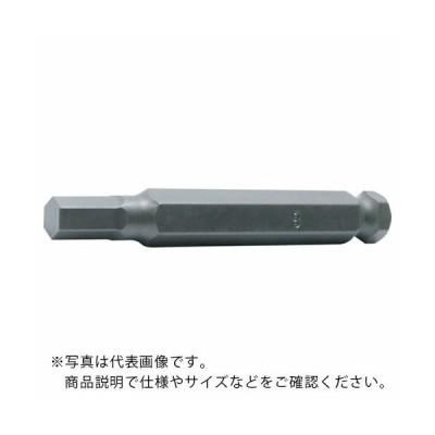 コーケン 11mmH ヘックスビット(ロング) 全長80mm 11mm (107.11-11(L80)) (株)山下工業研究所 (メーカー取寄)