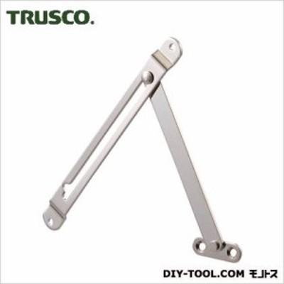 トラスコ(TRUSCO) スチール製平棒スライドステー左用 165 x 50 x 8 mm TS-03-L