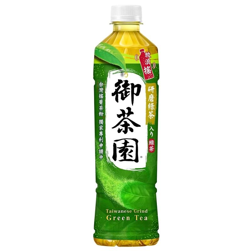 御茶園綠茶-研磨綠茶入550ml