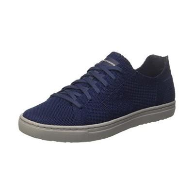 スケッチャーズ Alven Moneco Mens Casual Sneakers/Shoes-Navy-26.5 並行輸入品