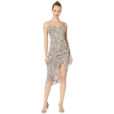 ビービーダコタ レディース ドレス  On The Prowl Party Animal Print CDC Dress