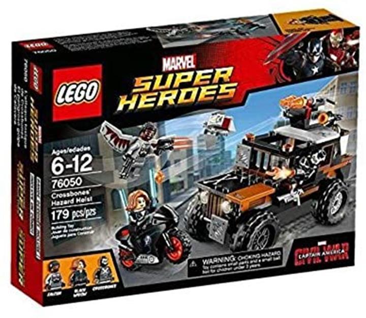LEGO 樂高 超級英雄系列 X X 洛杉磯 76050
