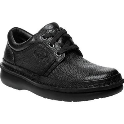 プロペット Propet メンズ シューズ・靴 Village Walker Black Grain