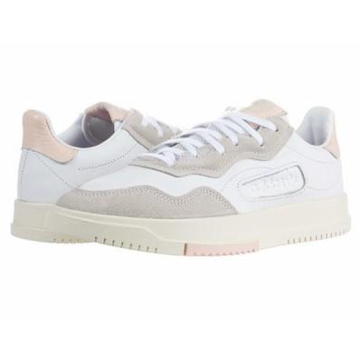 アディダスオリジナルス スニーカー シューズ レディース WM SC Premiere Footwear White/Footwear White/Icey Pink F17