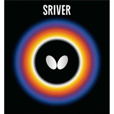 バタフライ 卓球ラバー(レッド MAX) スレイバー BUT-05050-006-MAX 返品種別A