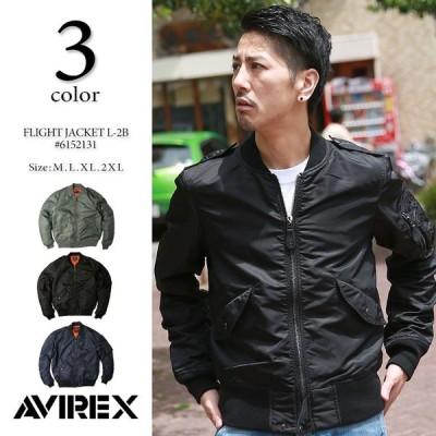 AVIREX アヴィレックス avirex MA-1 L-2B COMMERCIAL コマーシャル 6152131
