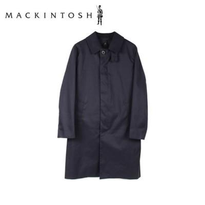 マッキントッシュ Mackintosh ダンケルド コート ステンカラー メンズ DUNKELD ネイビー GM-1001FD 9/9 追加入荷