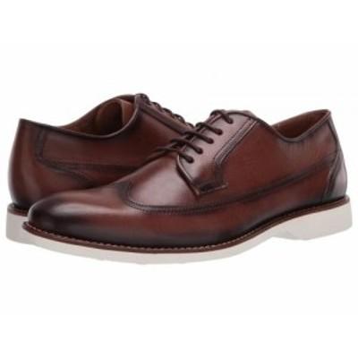 Massimo Matteo マッシオマッテオ メンズ 男性用 シューズ 靴 オックスフォード 紳士靴 通勤靴 Bona Fide Wing Tip Pinhao【送料無料】
