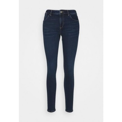 エスプリ レディース ジーンズ Jeans Skinny Fit - blue dark wash