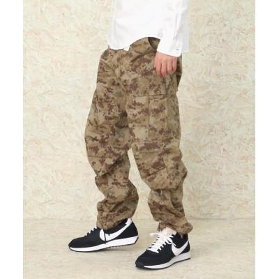 【ザ ベアフット】 HUNTING PANTS ハンティングパンツ メンズ BEIGE 40 THE BAREFOOT