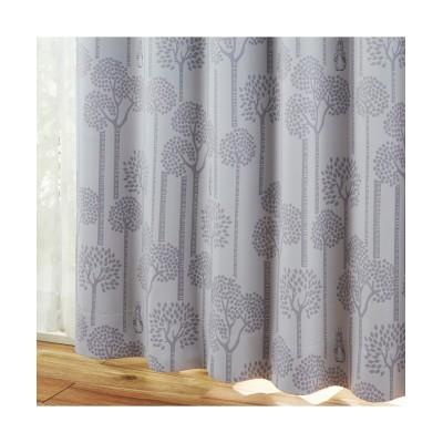 【ピーターラビット(TM)】北欧風1級遮光カーテン&レース4枚セット(ヒダがきれいな形状記憶加工) カーテン&レースセット, Curtains, sheer curtains, net curtains(ニッセン、nissen)