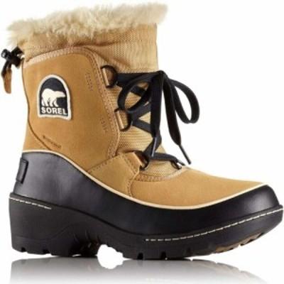 ソレル Sorel レディース ブーツ シューズ・靴 tivoli iii boots Curry/Black
