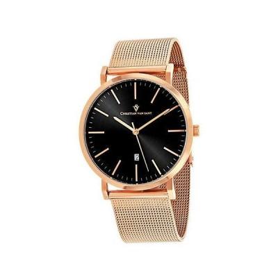 メンズ アクセサリー 時計 Christian Van Sant Men's Paradigm Watch