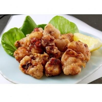 漁師が作る本格派!にんにく醤油味のたこ唐揚げ(0.98kg)・通