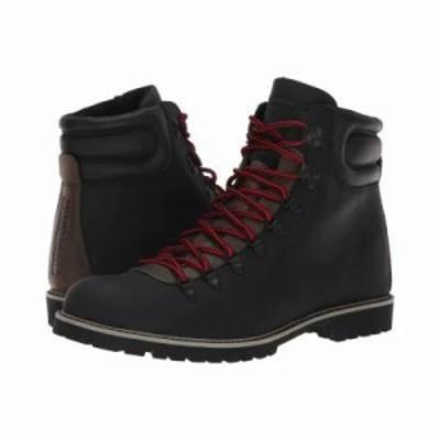 ウルヴァリン ブーツ Frontiersman 6 Boot Black Leather