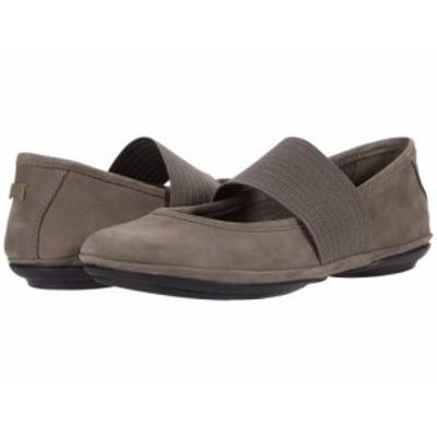 Camper カンペール レディース 女性用 シューズ 靴 フラット Right Nina 21595 Dark Green 1【送料無料】