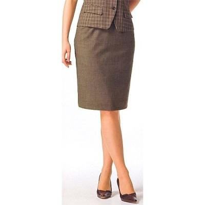 A4015-1 スカート 全1色 (福本服装 ERGON エルゴン 事務服 制服)