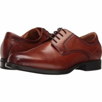 フローシャイム Florsheim メンズ 革靴・ビジネスシューズ シューズ・靴 Midtown Plain Toe Oxford Cognac Smooth