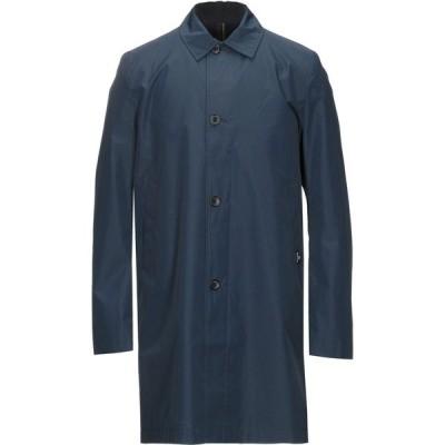 ポールスミス PS PAUL SMITH メンズ コート アウター full-length jacket Dark blue