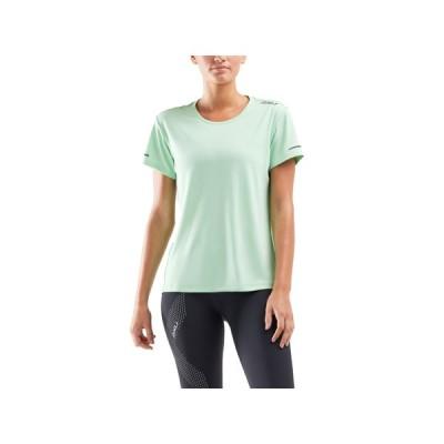 2XU ツータイムズユー レディース XVENT G2 半袖 Tシャツ スポーツ フィットネス 半袖 Tシャツ