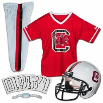 Franklin Sports フランクリン スポーツ スポーツ用品  Franklin Sports South Carolina Gamecocks Youth Deluxe Uniform Set