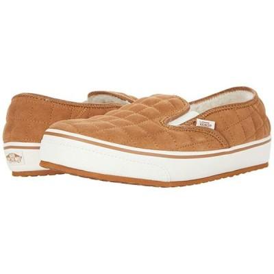 バンズ Slip-ER 2 メンズ スニーカー 靴 シューズ (Sherpa) Chipmunk/Marshmallow