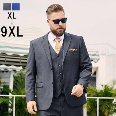 スーツ メンズ ビジネススーツ フォーマル パーティー 結婚式 卒業式 入学式 入社式 リクルートスーツ 2つボタン 大きいサイズ 男性用 スリーピーススーツ