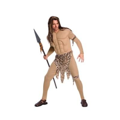 Tarzan - Deluxe Tarzan Adult Costume ターザン - デラックスターザン大人用コスチューム♪ハロウィン♪XLサイズ