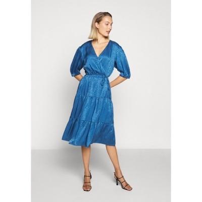 レベッカミンコフ ワンピース レディース トップス MARY DRESS - Day dress - cadet blue
