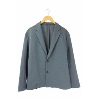 【中古】ユナイテッドトウキョウ UNITED TOKYO 2B テーラードジャケット 3 スモークブルー /AA ■OS ■SH メンズ