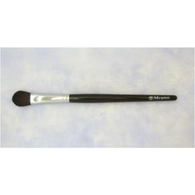 宮尾産業化粧筆(メイクブラシ) MB-17 アイシャドウブラシ L/熊野筆