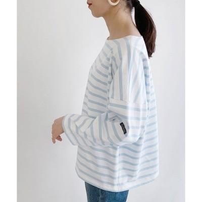 tシャツ Tシャツ 【WEB限定】【LE MINOR / ルミノア】Aラインカットソー