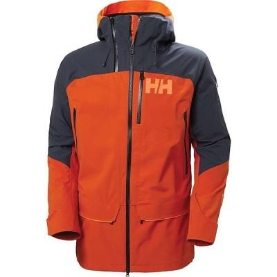 ヘリーハンセン ジャケット&ブルゾン メンズ アウター Helly Hansen Men's Ridge Shell 2.0 Jacket Patrol Orange