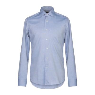 SONRISA シャツ ブルーグレー 38 コットン 100% シャツ