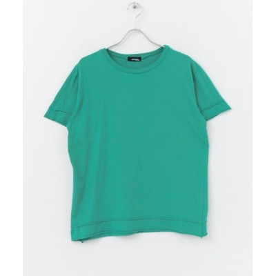 【アーバンリサーチサニーレーベル】 CAL.Berries HIPPIE T-SHIRTS レディース GREEN S URBAN RESEARCH Sonny Label