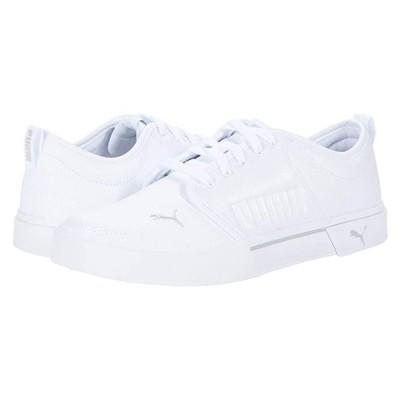 プーマ El Rey II Perf L メンズ スニーカー 靴 シューズ Puma White/Gray Violet