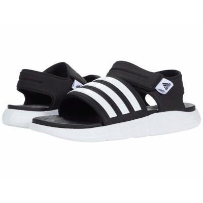 アディダス サンダル シューズ メンズ Duramo SL Sandal Black/White/Black