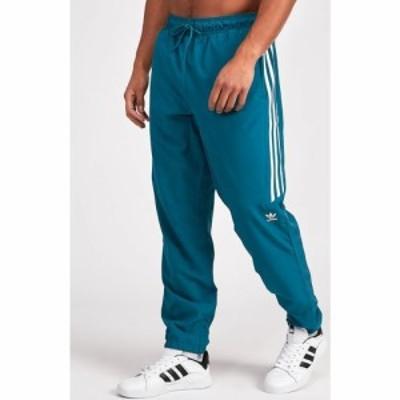 アディダス adidas Originals メンズ スウェット・ジャージ ボトムス・パンツ Classic Wind Pant Teal